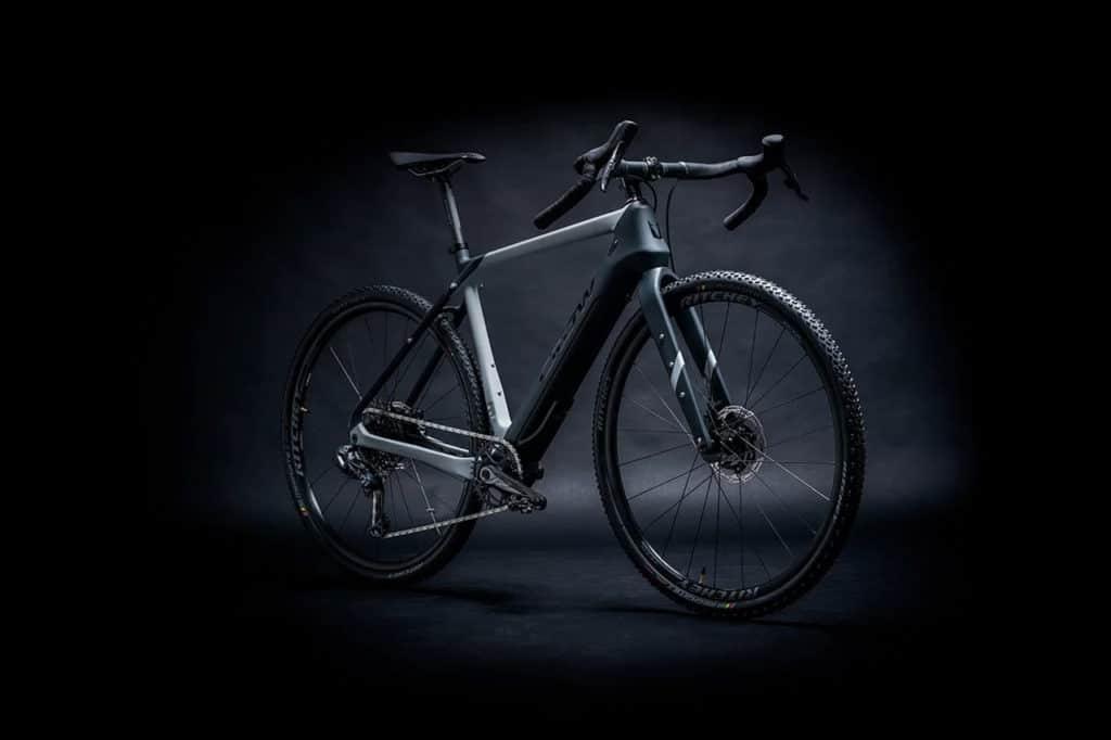 ultralight electric gravel bike