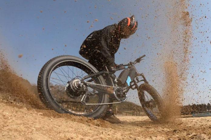EUNORAU launches an all-terrain powerful fat tire eBike.