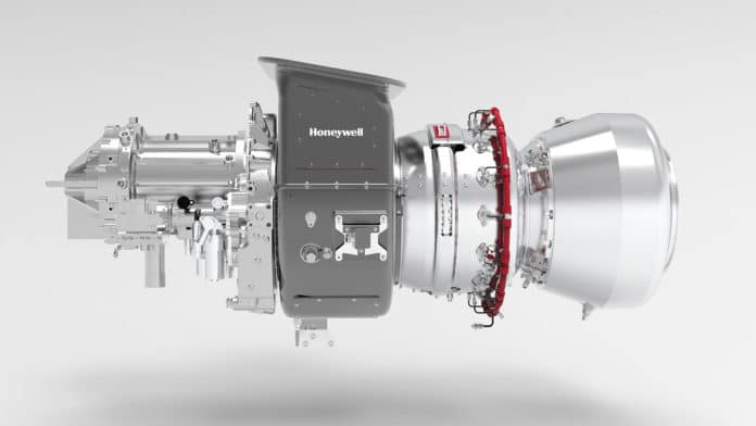 Honeywell announces turbogenerator to power hybrid-electric aircraft, run on biofuel.