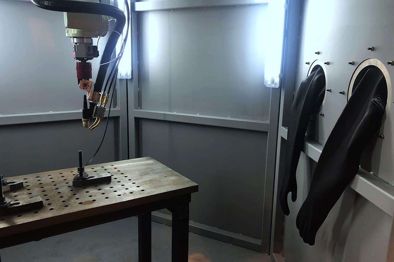 Researchers develop high-performance 3D printer for titanium structures