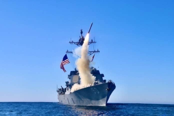 The US Navy receives the next-gen Tomahawk Block V cruise missile