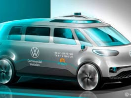 Volkswagen to use ID.BUZZ to test its self-driving technology