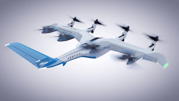 Rolls-Royce to power Vertical Aerospace's all-electric UAM aircraft.