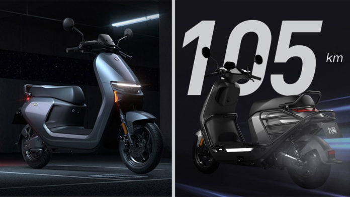 Ninebot launches three new affordable, high-power electric mopeds.
