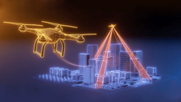 Tethered drones could provide flexible, low-cost wireless hotspot solution.