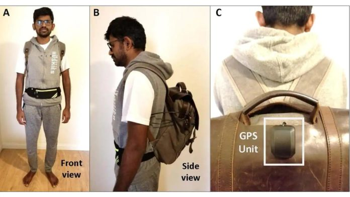 AI-powered backpack helps visually impaired navigate world around them