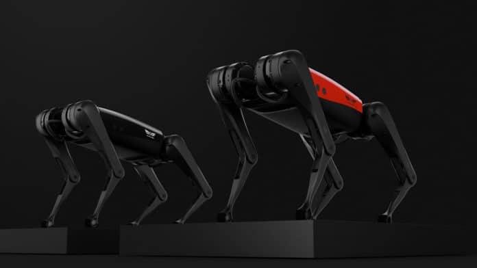 Engineers develop AlphaDog, the fastest robodog on the market.