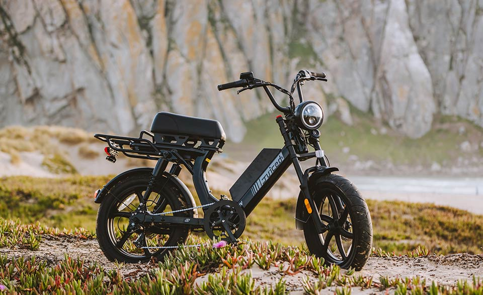 Juiced launches Scorpion X electric moped with more power, speed, and range.