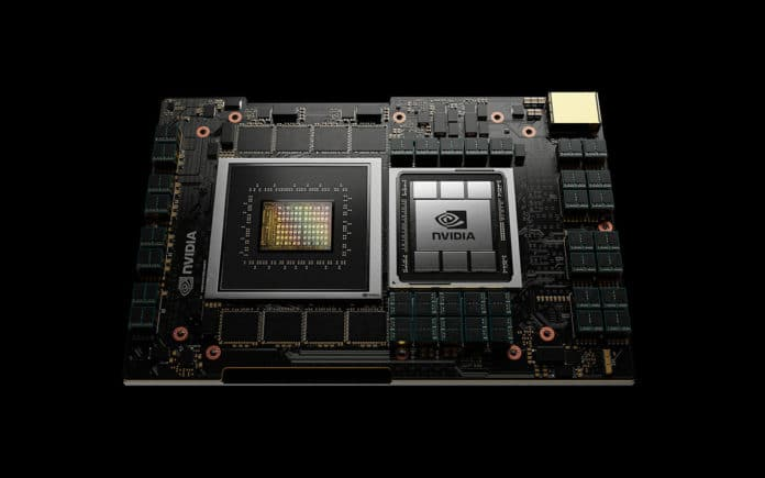 NVIDIA announces its first data center CPU for AI-powered supercomputers.