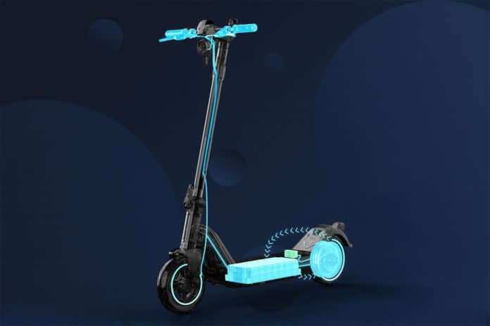 NIU introduced its first electric kick scooter for last-mile travel.