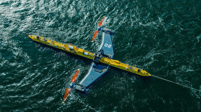 World's most powerful tidal turbine is about to go into operation.