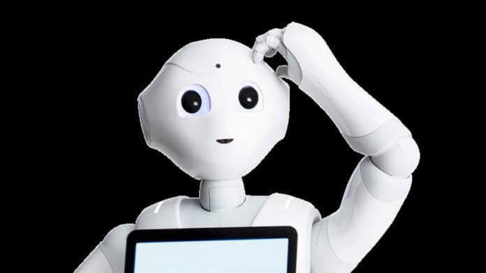 Pepper the humanoid robot can now 'think out loud' to increase user trust.