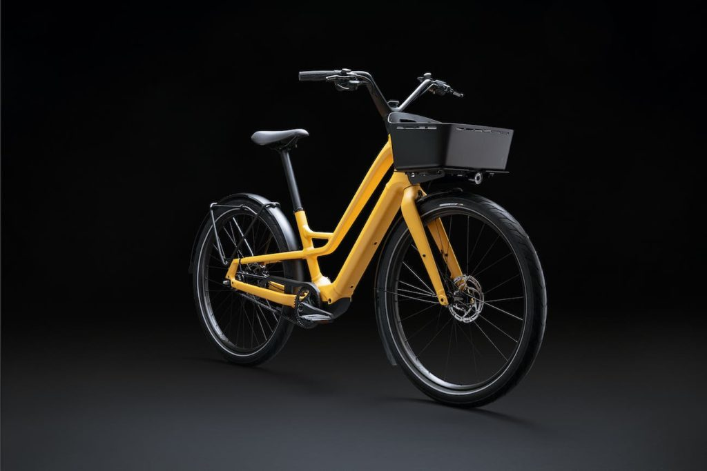 Specialized Como SL is a lighter, easier-to-ride e-bike for the city.