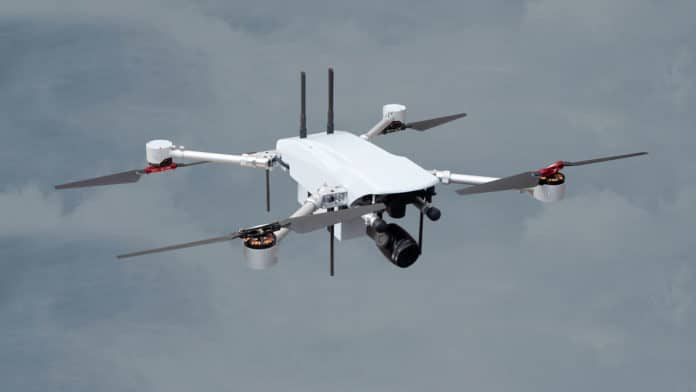 ZALA Aero presents a drone with protection against electronic warfare