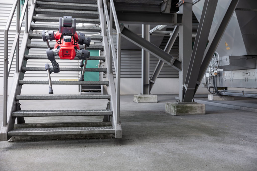 ANYbotics launches a new end-to-end robotic inspection solution.