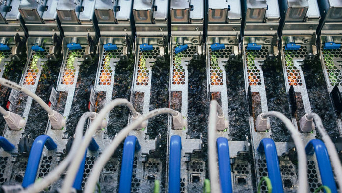 Microsoft tests cooling datacenter servers with boiling liquid
