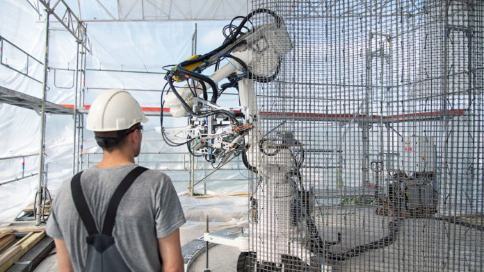 ABB Robotics advances construction industry automation