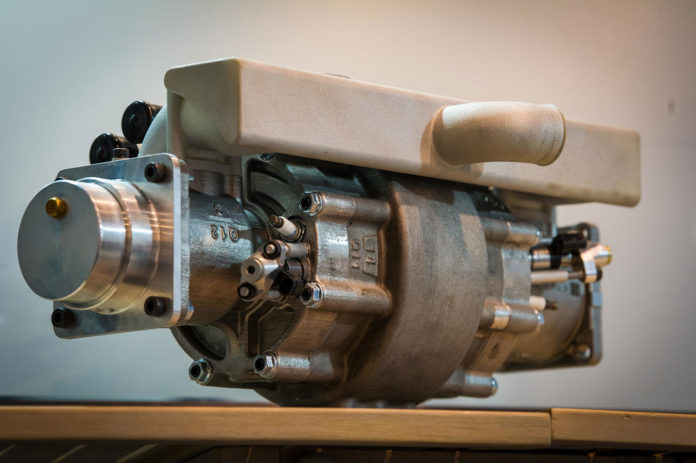 Aquarius Engines' new hydrogen engine is a viable alternative to fossil fuel