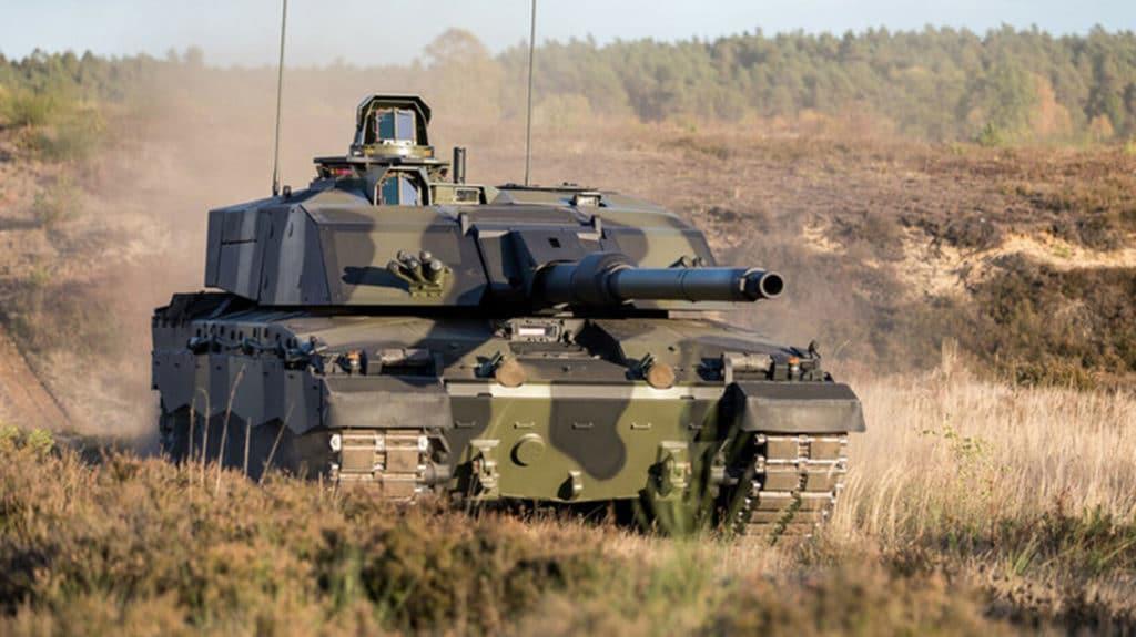 British Army to build next-gen Challenger 3 Main Battle Tanks.