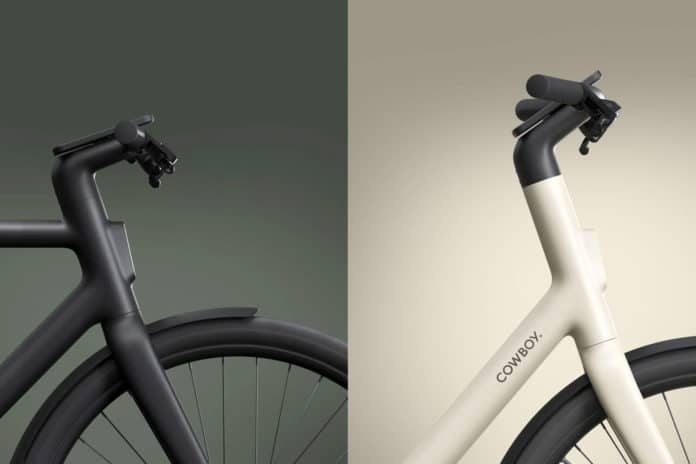 Improved Cowboy 4 ebike launches, with first step-through model.
