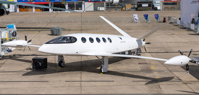 Eviation's Alice luxury electric plane gets ready for its first flight