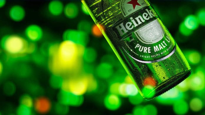 HEINEKEN is turning beer wasted due to pandemic into green energy.