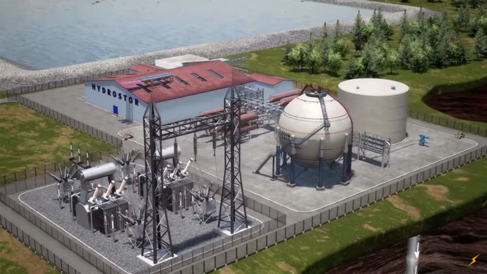 Hydrostor to build the largest compressed air energy storage system in California.
