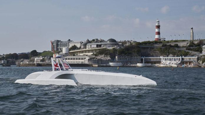 Mayflower autonomous ship set to make its maiden voyage across Atlantic.