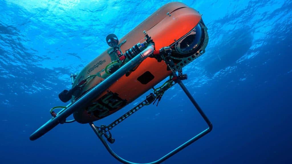 Orpheus submersible robot uses NASA navigation tech to explore deep ocean.