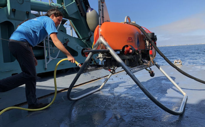 Orpheus submersible robot can explore deep oceans on Earth and beyond