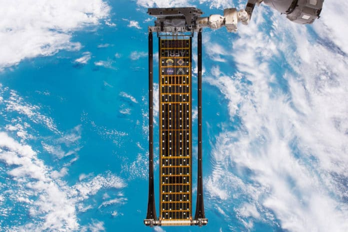 Redw8re's innovative solar array technology is ready to launch to the ISS