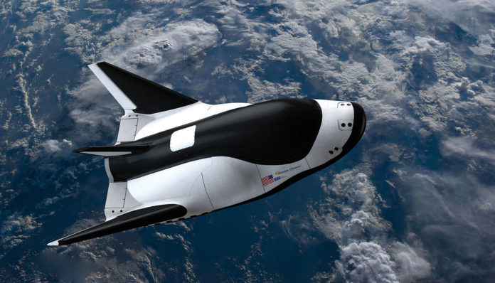 SNC's Dream Chaser spaceplane could take tourists to space.