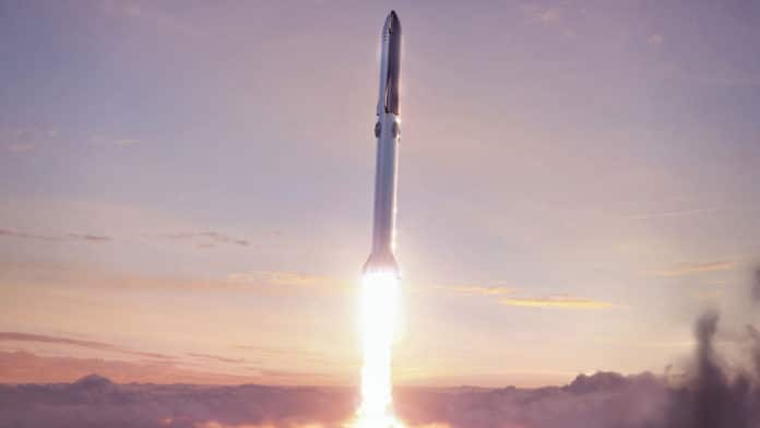 SpaceX reveals plan for Starship's first orbital flight from Texas to Hawaii