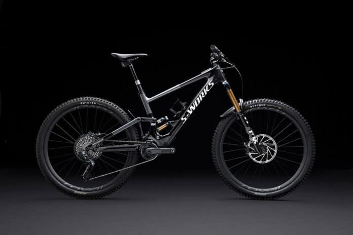 Specialized Turbo Kenevo SL e-MTB is lighter and more capable.