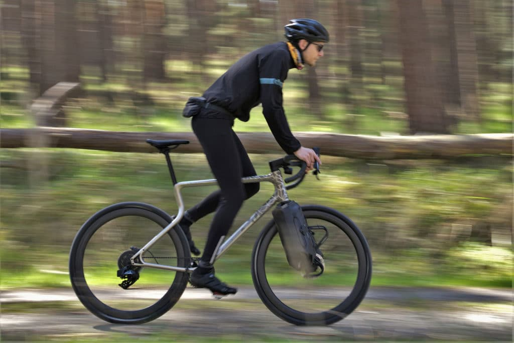 Urwahn launches its first Acros Edition gravel bike.