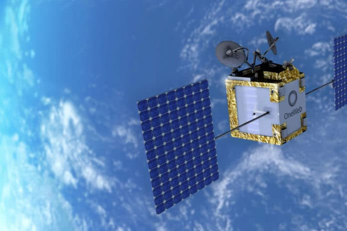 UK space tech companies team up to build new beam-hopping satellite