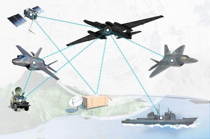 Project Hydra links F-35 and F-22 in air via U-2 spyplane