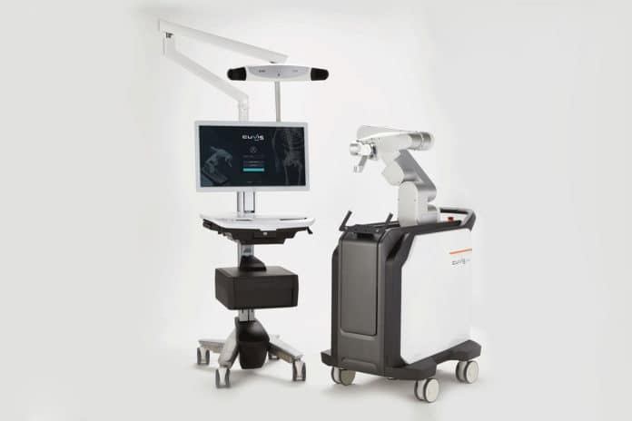 CUREXO's spinal surgery robot 'CUVIS-spine' acquired FDA licensing