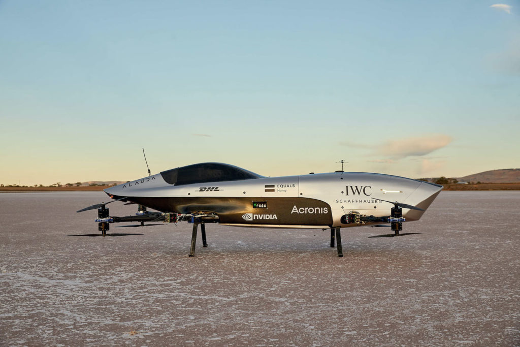 World's first flying race car Airspeeder Mk3 makes historic first flight.