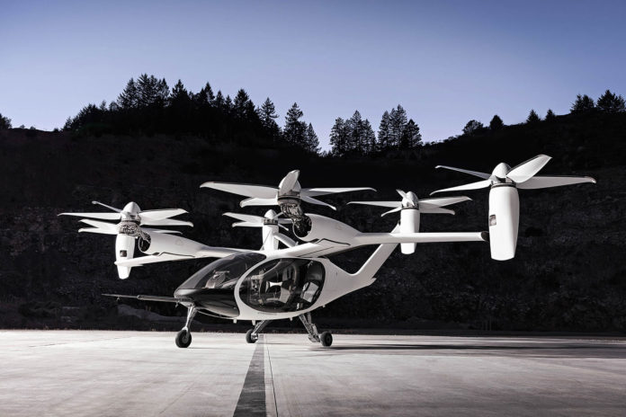 Innovative flying car batteries promises a 50-mile trip on 10-minute charge