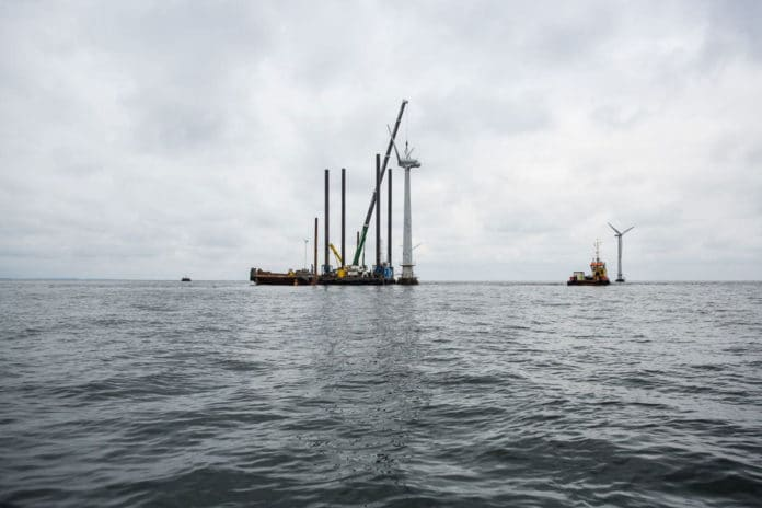 Energy giant Ørsted to recover, reuse or recycle wind turbine blades