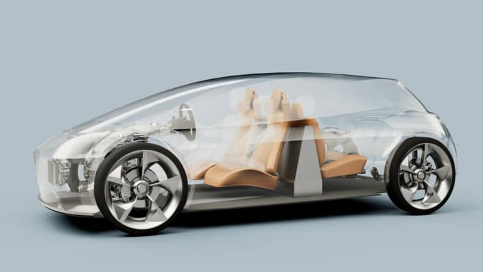 Page-Roberts' innovative EV design could boost driving range by 30%.