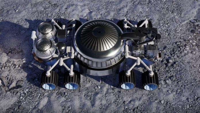 Masten develops Rocket Mining System to extract lunar water