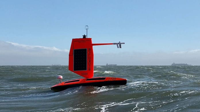 Saildrone to launch ocean drones to collect in situ key data from hurricanes.