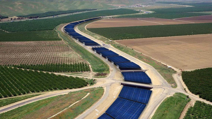 Solar canals could save water, create renewable energy, fight climate change.