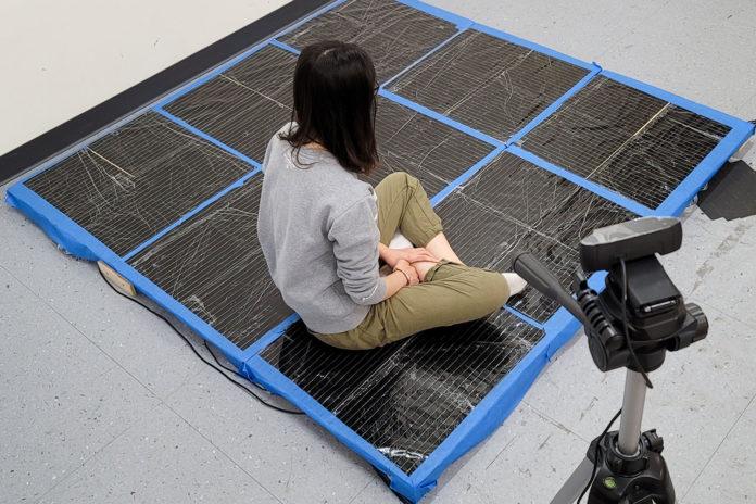 MIT's intelligent carpet estimates human poses without using camera