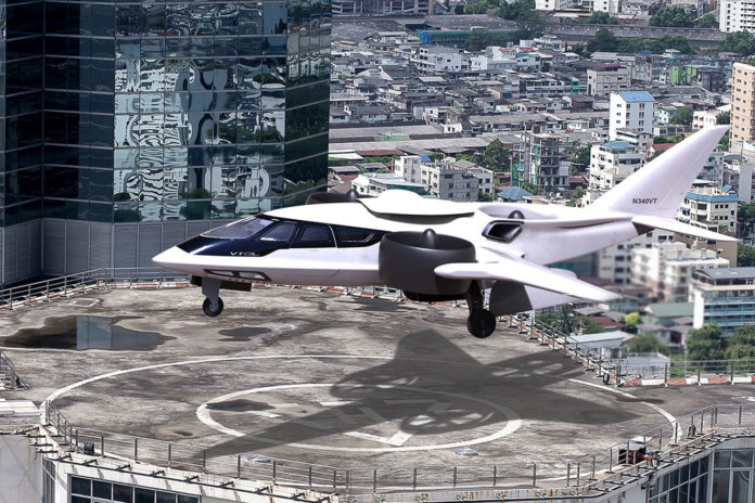 Xeriant joins XTI to develop long range, high-speed TriFan 600 VTOL aircraft.