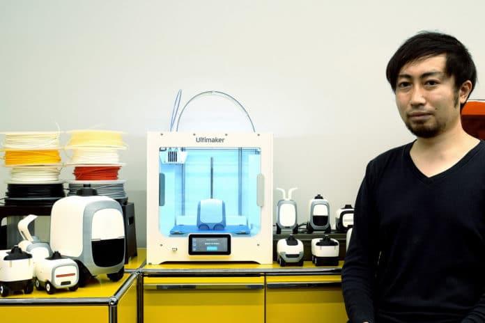 Final Aim uses 3D printing to develop last mile autonomous delivery robot.
