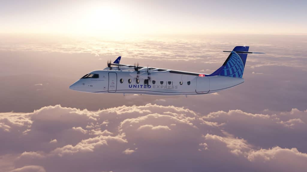Heart Aerospace's ES-19 electric aircraft designed for clean inter-city travel.