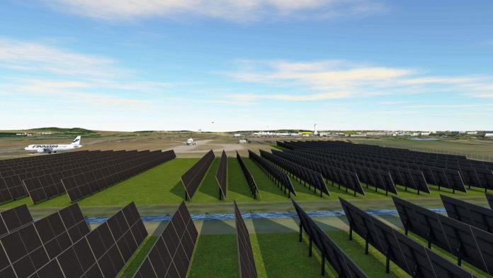 Edinburgh Airport to build first ever Scottish solar farm at an airport